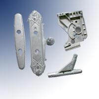 锌合金压铸、压铸模具、压铸加工、锌合金锁具配件